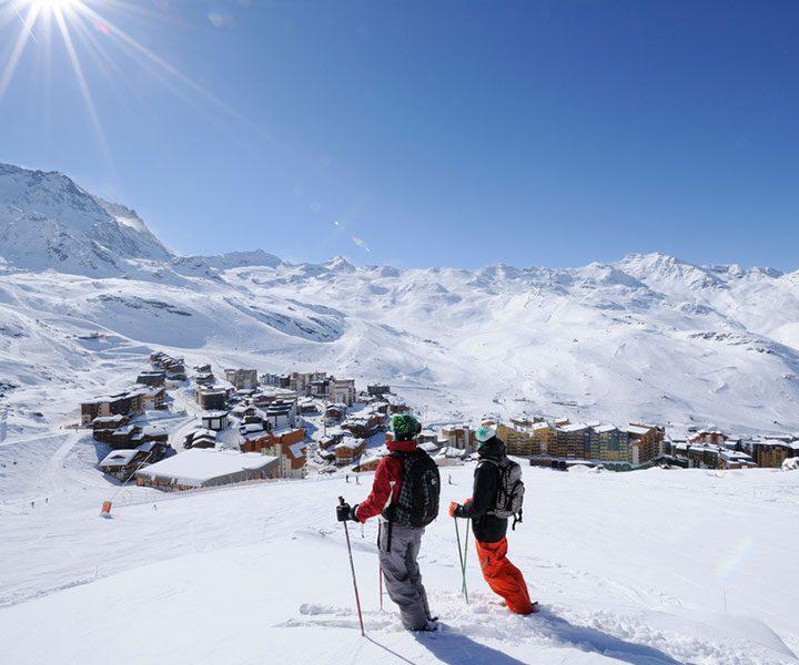 Най-високият ски курорт в Европа, Val Thorens