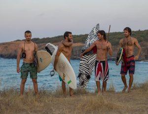 Summer Surf Session at Black Sea Bulgaria