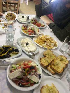 Гръцка гощавка