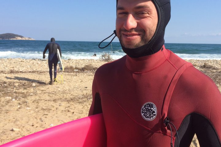 Winter Surf 11.02.2017