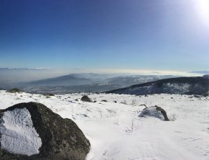 Фантастична гледка към Бистрица