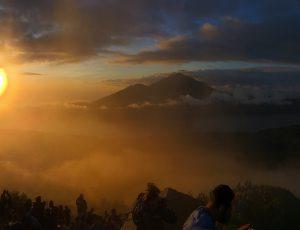 Volcano Batur - Bali 2016