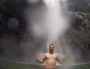Waterfall - Bali 2016