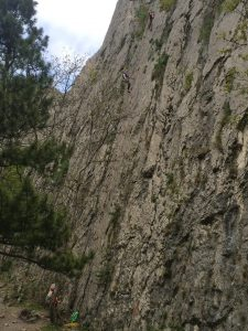 Easter'17 Climbing Sessions - GOLIVE