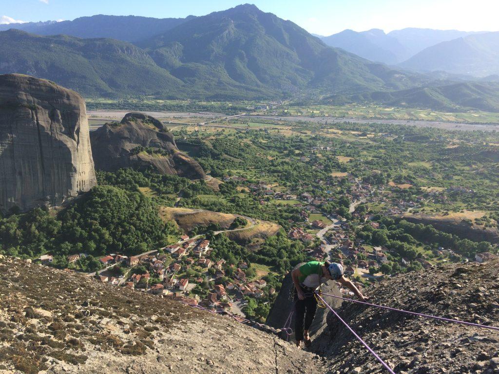 Climbing Meteora - GOLIVE