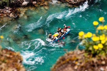 Rafting the Tara River - GOLIVE