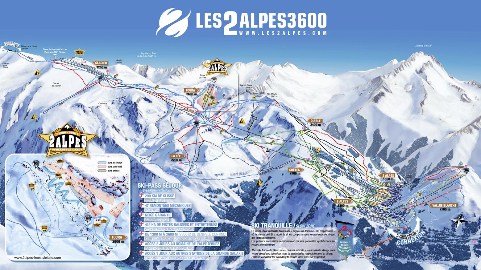 Ski Zone Les 2 Apls golive.bg
