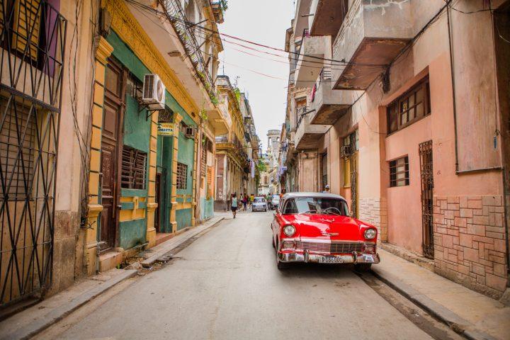"КУБА – ХАВАНА И ВАРАДЕРО – GoDive ""Cuba"""