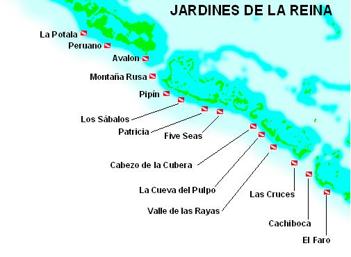 Куба - Градините на Кралицата - Дайвинг Сафари