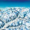 """Ски в Италия goski """"Val di Sole"""" skimap golive.bg"""