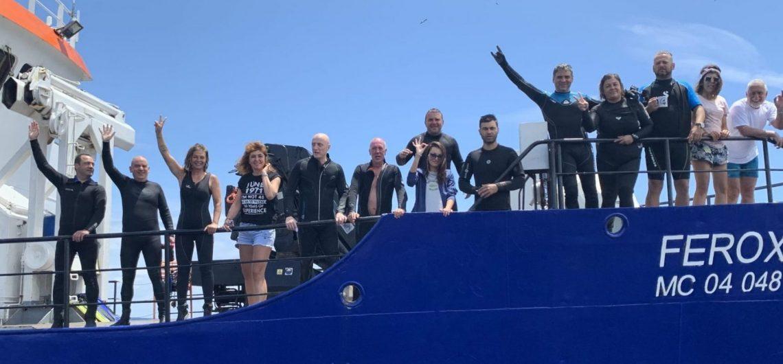 Водолазна ваканция Малпело Ферокс 2019 - golive.bg